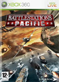UK Boxshot of Battlestations: Pacific (XBOX360)