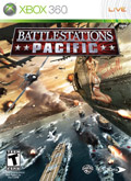 US Boxshot of Battlestations: Pacific (XBOX360)