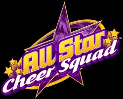Logo of All Star Cheerleader (NINTENDO Wii)