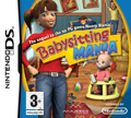 UK Boxshot of Babysitting Mania (DS)