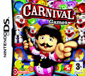 UK Boxshot of Carnival: Funfair Games (DS)