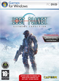 UK Boxshot of Lost Planet: Extreme Condition - Colonies Edition (PC)