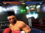 Screenshot of Mike Tyson Heavyweight Boxing (XBOX)