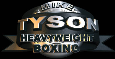 Logo of Mike Tyson Heavyweight Boxing (XBOX)
