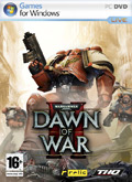 UK Boxshot of Warhammer 40.000: Dawn of War II (PC)