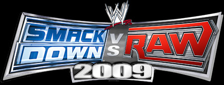 Logo of WWE SmackDown! vs. RAW 2009 (XBOX360)