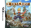 UK Boxshot of Lock�s Quest (DS)
