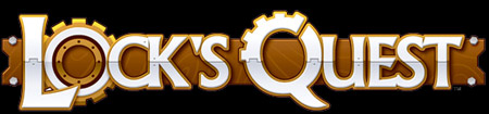 Logo of Lock�s Quest (DS)