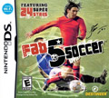 US Boxshot of fab 5 soccer (DS)