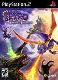 US Boxshot of Legend of Spyro: Dawn of the Dragon (PS2)