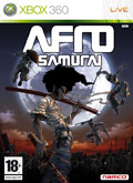 UK Boxshot of Afro Samurai (XBOX360)