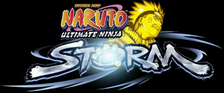 Logo of Naruto: Ultimate Ninja Storm (PS3)