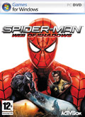 UK Boxshot of Spider-Man: Web of Shadows (PC)