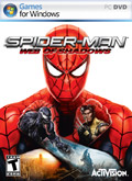 US Boxshot of Spider-Man: Web of Shadows (PC)