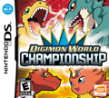 US Boxshot of Digimon World Championship (DS)