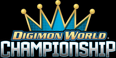Logo of Digimon World Championship (DS)