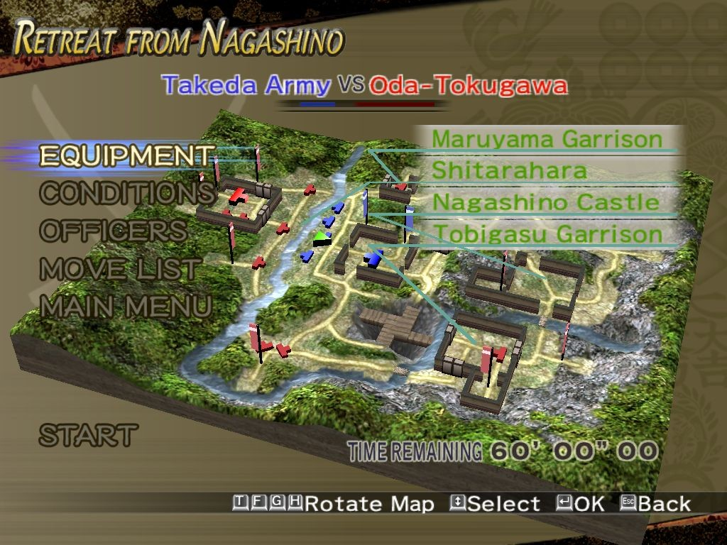 CrimsonRain.Com   Samurai Warriors 2 戰國無雙2