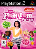 UK Boxshot of EyeToy Play: PomPom Party (PS2)
