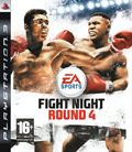 UK Boxshot of Fight Night Round 4 (PS3)