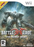 UK Boxshot of Battle Rage: The Robot Wars (NINTENDO Wii)