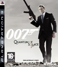 UK Boxshot of 007: Quantum of Solace (PS3)