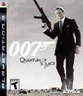 US Boxshot of 007: Quantum of Solace (PS3)