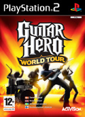 UK Boxshot of Guitar Hero: World Tour (PS2)