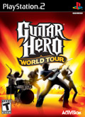US Boxshot of Guitar Hero: World Tour (PS2)