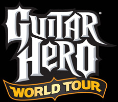 Logo of Guitar Hero: World Tour (PS2)