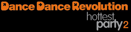 Logo of Dance Dance Revolution Hottest Party 2 (NINTENDO Wii)