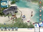 Screenshot of Beach Life (PC)
