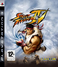 UK Boxshot of Street Fighter IV (PS3)