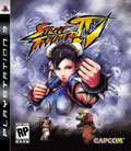 US Boxshot of Street Fighter IV (PS3)