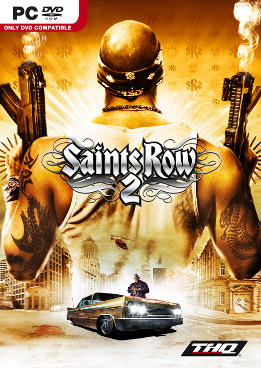 Saints Row 2 Full PC Free Download