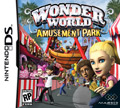 US Boxshot of Wonder World Amusement Park (DS)