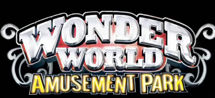 Logo of Wonder World Amusement Park (DS)