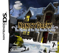 UK Boxshot of Nancy Drew: The Mystery of the Clue Bender Society (DS)
