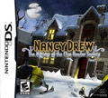US Boxshot of Nancy Drew: The Mystery of the Clue Bender Society (DS)