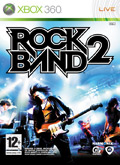UK Boxshot of Rock Band 2 (XBOX360)