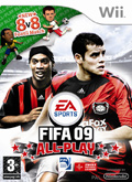 UK Boxshot of FIFA 09 (NINTENDO Wii)