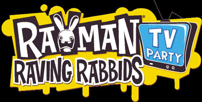 Logo of Rayman Raving Rabbids: TV Party (DS)