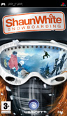 UK Boxshot of Shaun White Snowboarding (PSP)
