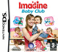 UK Boxshot of Imagine Baby Club (DS)