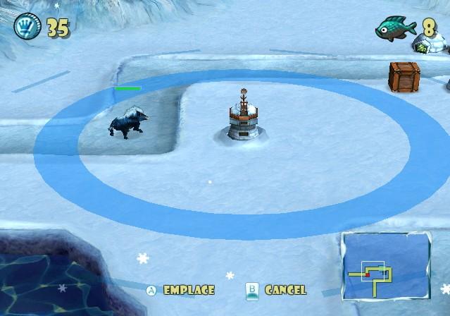 screen2 large Defendin de Penguin [Wii]