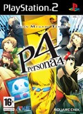 UK Boxshot of Shin Megami Tensei: Persona 4 (PS2)