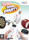 UK Boxshot of More Game Party (NINTENDO Wii)