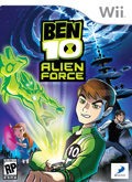US Boxshot of Ben 10: Alien Force (NINTENDO Wii)
