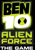 Logo of Ben 10: Alien Force (NINTENDO Wii)