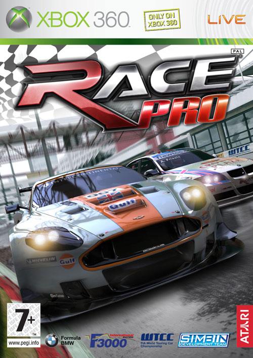 XBOX 360: RacePro