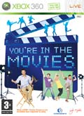 UK Boxshot of You're in the Movies (XBOX360)